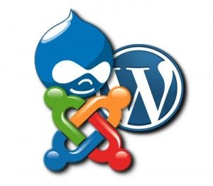 Joomla vs Drupal vs WordPress