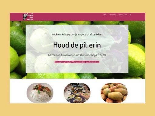 Kookworkshop Rotterdam / De Kookkeuken