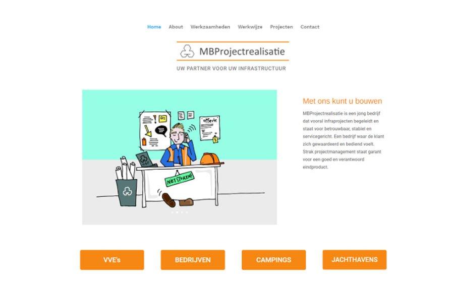 MBProjectrealisatie