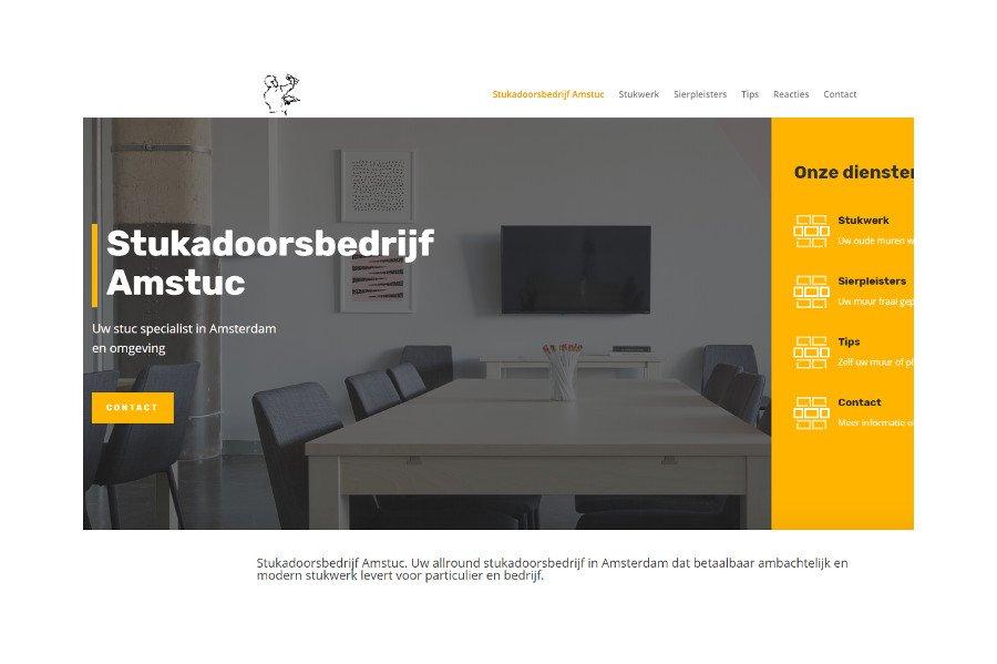 Stukadoorsbedrijf Amstuc