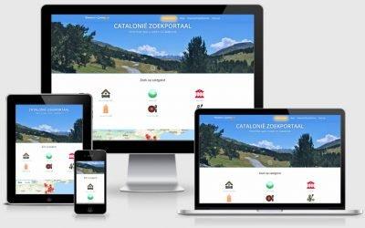 Catalonië Zoekportaal